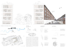 2ND PRIZE WINNER londonhousing architecture competition winners