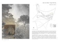 1ST PRIZE WINNER valedemosescabins architecture competition winners