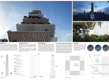 Honorable mention - skyhive2020 architecture competition winners
