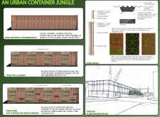 2ND PRIZE WINNER+  BB GREEN AWARD constructioncontainerfacelift architecture competition winners