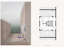 3RD PRIZE WINNER poethuts architecture competition winners