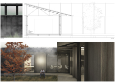 1ST PRIZE WINNER+  BB STUDENT AWARD poethuts architecture competition winners