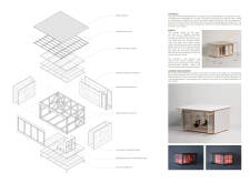 Honorable mention - valedemosescabins architecture competition winners
