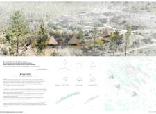 3RD PRIZE WINNER valedemosescabins architecture competition winners
