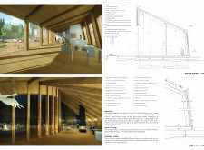 3RD PRIZE WINNER kemerivisitorcenter architecture competition winners