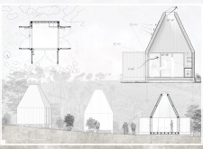 BB STUDENT AWARD valedemosescabins architecture competition winners