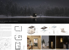 3RD PRIZE WINNER+  ARCHHIVE BOOKS Student Award microhome2020 architecture competition winners