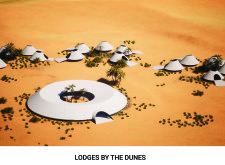 Honorable mention - ecolodges architecture competition winners