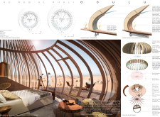 2ND PRIZE WINNER ecolodges architecture competition winners