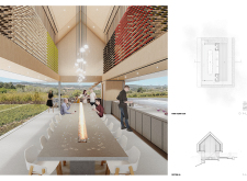 3RD PRIZE WINNER+  BB STUDENT AWARD wineroom architecture competition winners