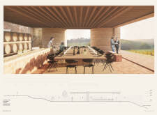 1ST PRIZE WINNER wineroom architecture competition winners