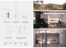 Honorable mention - velostops architecture competition winners
