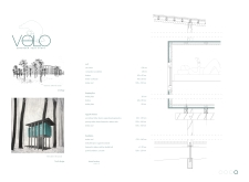 2ND PRIZE WINNER+  BB STUDENT AWARD velostops architecture competition winners