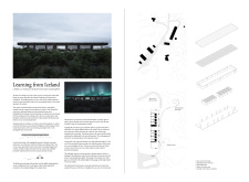 Honorable mention - icelandguesthouse architecture competition winners