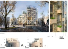 Honorable mention - parischallenge architecture competition winners
