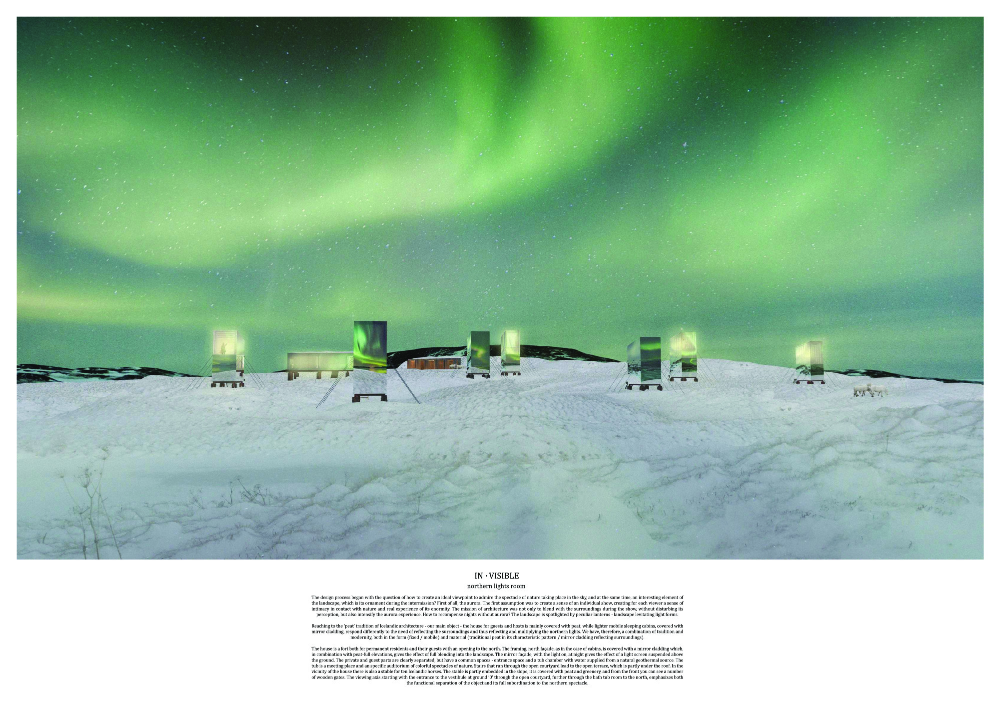 Iceland Northern Lights Rooms Competition Winners