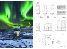 1ST PRIZE WINNER northernlightsrooms architecture competition winners