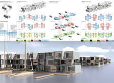 3RD PRIZE WINNER sydneyhousing architecture competition winners