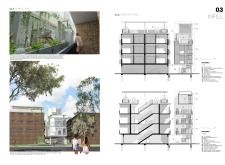 Honorable mention - sydneyhousing architecture competition winners