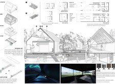 2ND PRIZE WINNER icelandguesthouse architecture competition winners