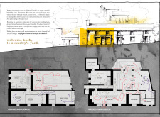 Honorable mention - irishcultmusicvenue architecture competition winners