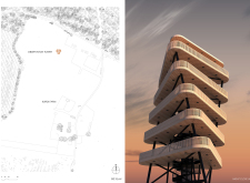 2ND PRIZE WINNER+  CLIENTS FAVORITE kurgitower architecture competition winners