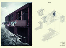 Honorable mention - readingrooms architecture competition winners