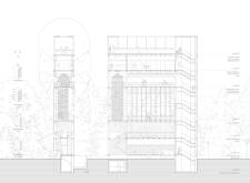 Honorable mention - kurgitower architecture competition winners