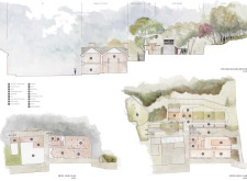3RD PRIZE WINNER irishcultmusicvenue architecture competition winners