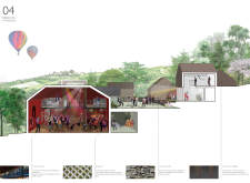 1ST PRIZE WINNER irishcultmusicvenue architecture competition winners