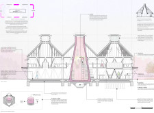 Honorable mention - teamakersguesthouse architecture competition winners