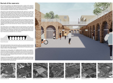 1ST PRIZE WINNER+  BB STUDENT AWARD restocklondon architecture competition winners