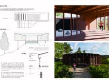 2ND PRIZE WINNER yogahouse architecture competition winners