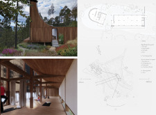 3RD PRIZE WINNER yogahouse architecture competition winners