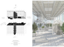 Honorable mention - restocklondon architecture competition winners