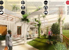 Honorable mention - collectiveliving architecture competition winners