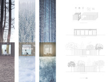 3RD PRIZE WINNER silentcabins architecture competition winners