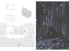 Honorable mention - silentcabins architecture competition winners