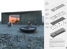 1ST PRIZE WINNER blacklavacenter architecture competition winners