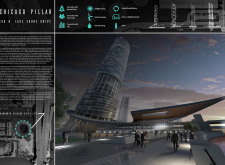 2ND PRIZE WINNER skyhive architecture competition winners