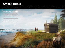 BB GREEN AWARD amberroadtrekkingcabins architecture competition winners