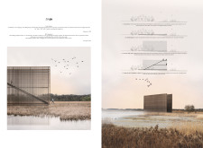 3RD PRIZE WINNER papebirdobservationtower architecture competition winners