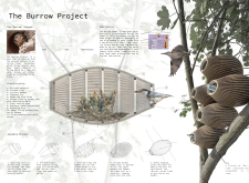 3RD PRIZE WINNER birdhome2020 architecture competition winners
