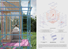 1ST PRIZE WINNER tinycoffeehouse architecture competition winners