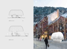 Honorable mention - tinycoffeehouse architecture competition winners