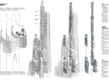 1ST PRIZE WINNER+  BB STUDENT AWARD skyhive2020 architecture competition winners