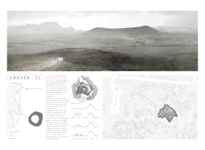 2ND PRIZE WINNER+  BB STUDENT AWARD icelandvolcanomuseum architecture competition winners