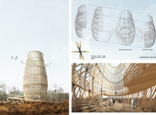Honorable mention - kemeritower architecture competition winners